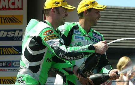 Smart and Richards will make their BSB return with Anvil Hire TAG Kawasaki