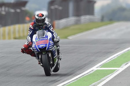 Lorenzo will be hoping for a better second half of the season