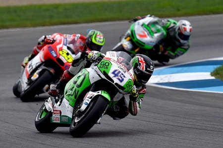Redding fought with Crutchlow