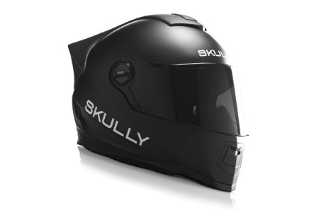 The Smartest helmet in the World?