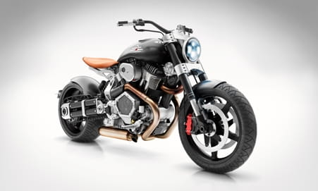 Striking new Confederate Hellcat Speedster