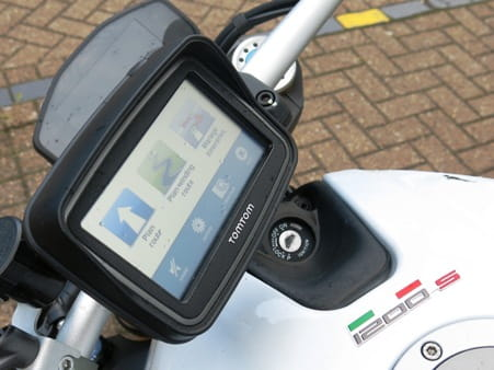 Tomtom Rider V5 Review