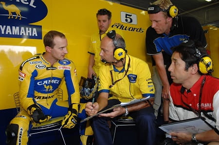 Edwards could test the YZR-M1 next season