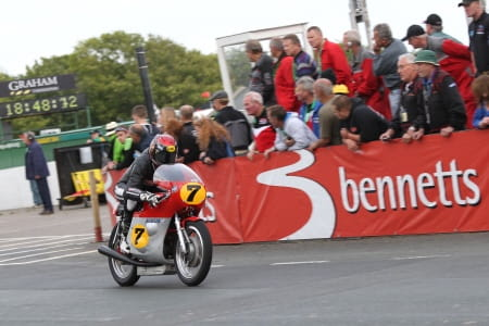 Last year's Classic TT was a huge success