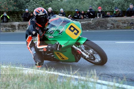 Farquhar also retires from Classic TT race