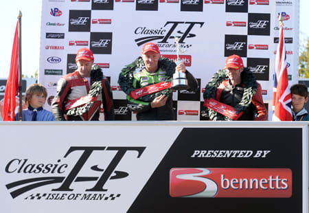 Lougher wins F2 Classic TT