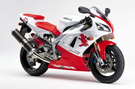 The bike that redefined the sportsbike class