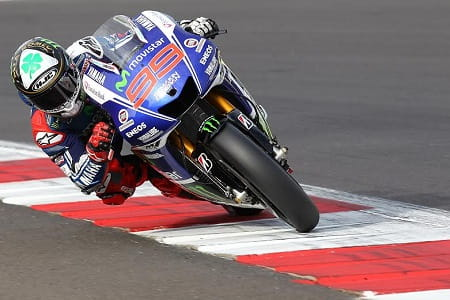 Lorenzo was closer than he's been since Mugello