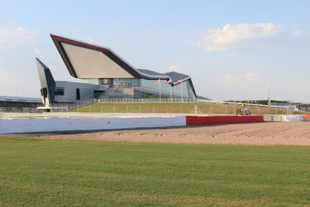 Silverstone don't seem too happy!