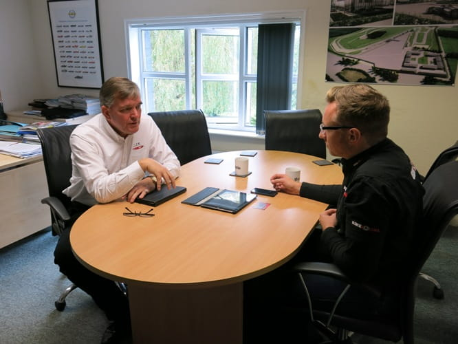Donington Park Managing Director talks to Bike Social's Michael Mann about the MotoGP 2015 deal