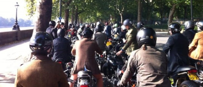 A snapshot of how popular the 2013 London DGR was