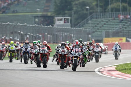 How can we improve World Superbikes?