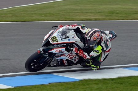 Byrne says he'd rather crash than finish second