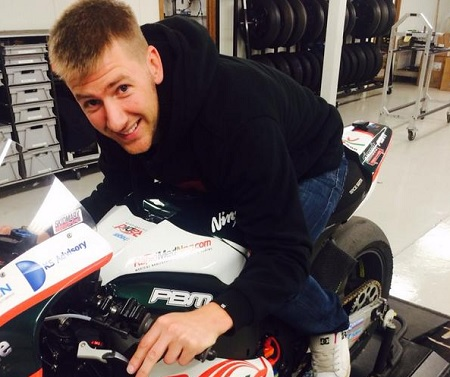 Hutchinson will ride for PBM on the roads for 2015
