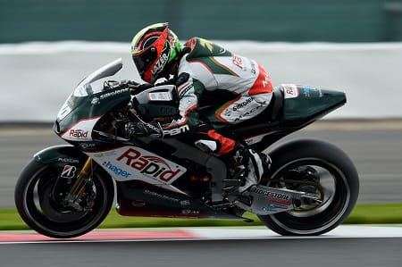 Laverty's had a tough time in MotoGP