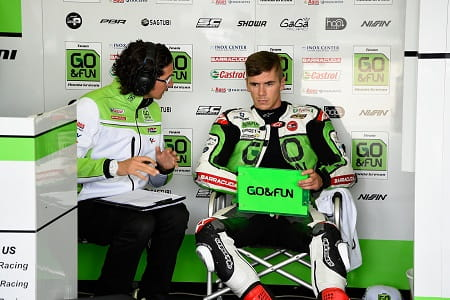 Redding looks like he won't be riding for the Gresini team next year, so where now for Scott?
