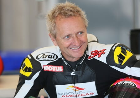 Schwantz reckons Redding could surprise us on an RC213V