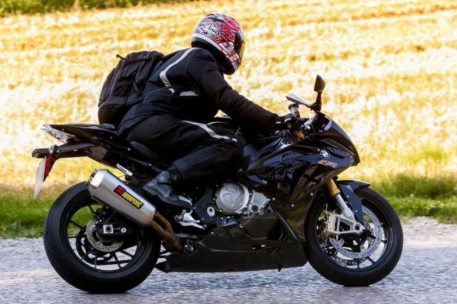 A new S1000RR for 2015 has been confirmed by BMW