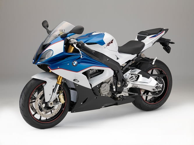 Smart works BMW Motorrad livery on the new model