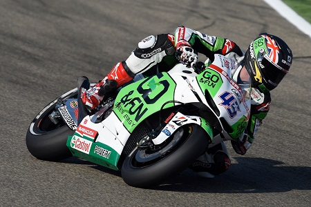 Redding finished tenth in today's race