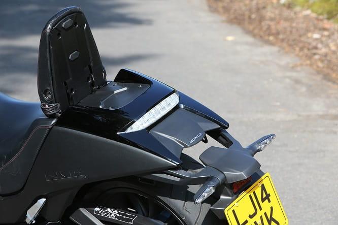 Honda nm4 vultus review bikesocial for Honda nm4 review