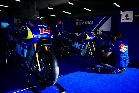Suzuki confirm their MotoGP return