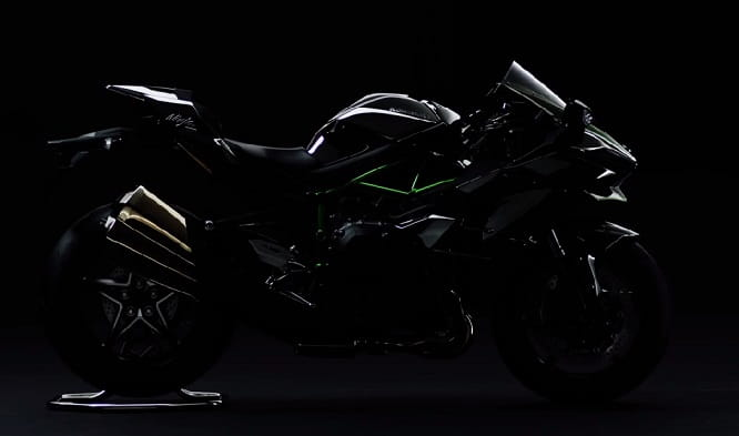 This is the Ninja H2
