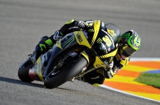 Monster Tech 3 Yamaha in MotoGP for Crutchlow