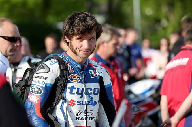Guy Martin talks openly with Channel 4