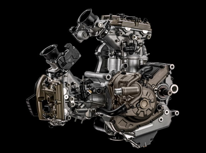 Ducati's new DVT engine