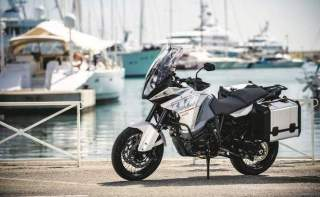 For 2015, the 1290 Super Adventure by KTM
