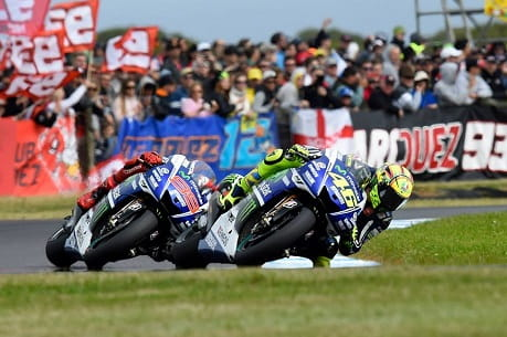 Rossi took victory in his 250th Grand Prix