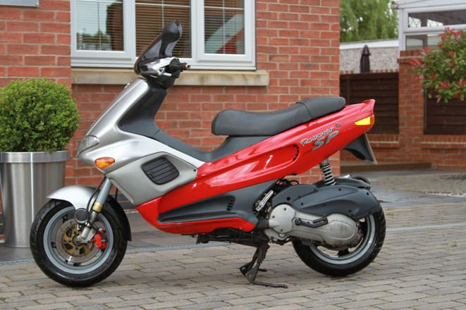 Gilera Runner, don't pay more than £1800