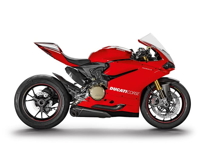 This is the 1199 Panigale R. It uses an 1198cc motor, confusingly.