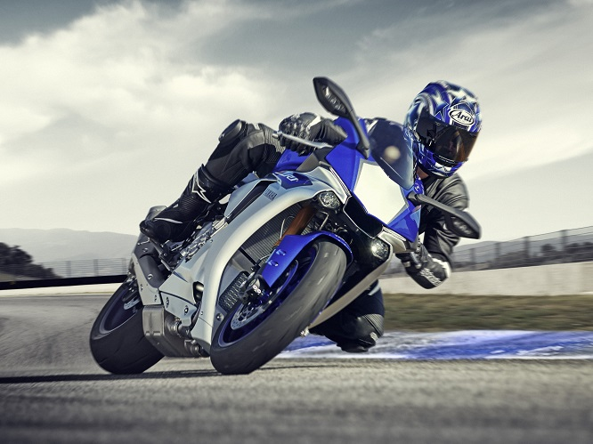 The new R1 weighs just 199 fully wet!
