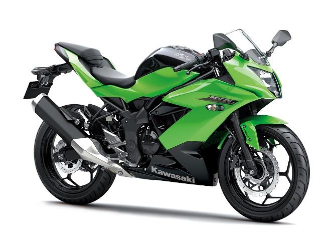 Ulasan: Kawasaki Z250SL (2014) Review - enjin 1 silinder