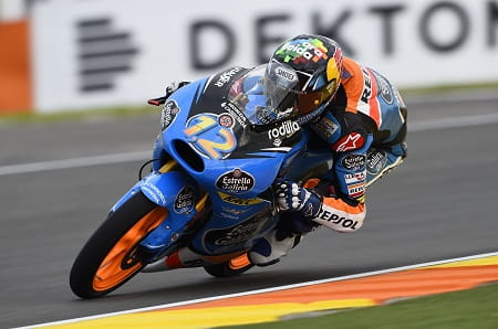 Marquez wins the title in Valencia