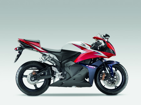"Ask any member of the Honda hierarchy this question and they'll reply ""every year the CBR6 has been in production"""
