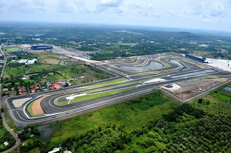 The Chang Circuit in Thailand joins the calendar