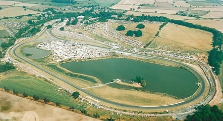 Mallory Park almost closed after noise complaints