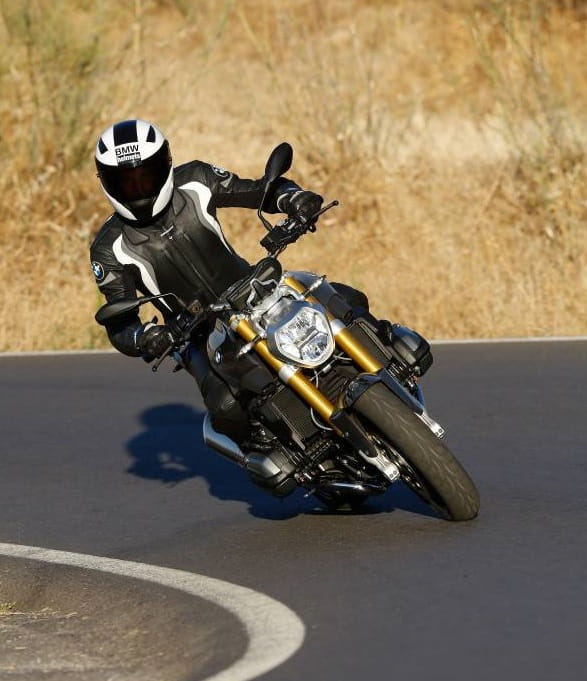 BMW's R1200R is set to be a great bike in the bends.