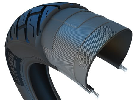 Michelin's new City Pro puncture-resistant tyre