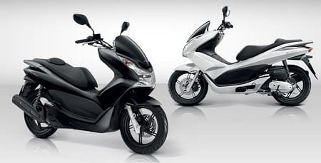 The PCX125 was the best selling bike in November