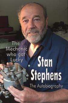 Stan Stephens' autobiography