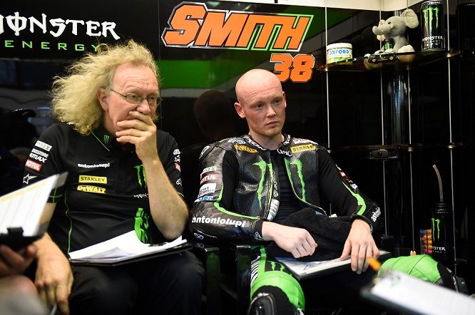 Smith says he needs to perform in 2015 to retain his ride