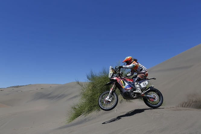 The Dakar Rally is currently underway