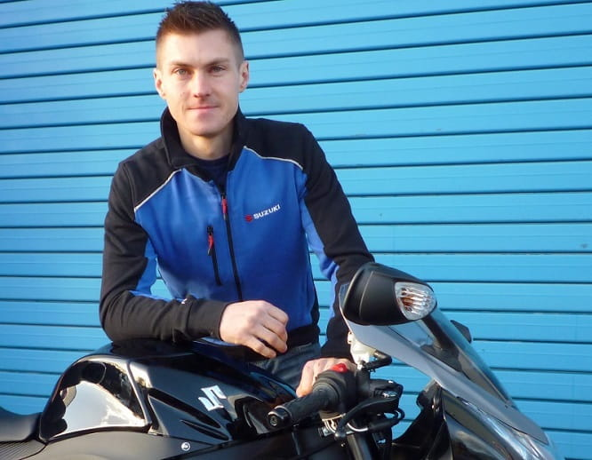 Iddon moves to British Superbikes with Suzuki