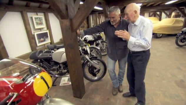 Surtees shows Hollywood around his personal collection
