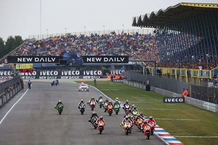 ITV will continue to show MotoGP highlights