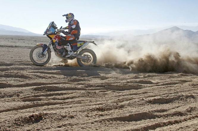 Can Coma take his fifth Dakar victory?